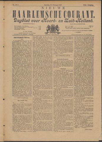 Nieuwe Haarlemsche Courant 1897-02-20