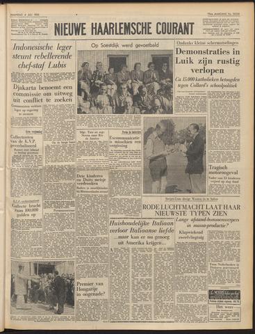 Nieuwe Haarlemsche Courant 1955-07-04