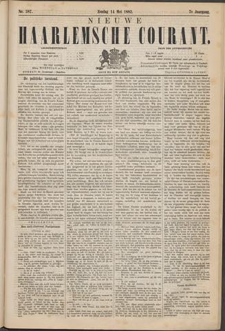 Nieuwe Haarlemsche Courant 1882-05-14