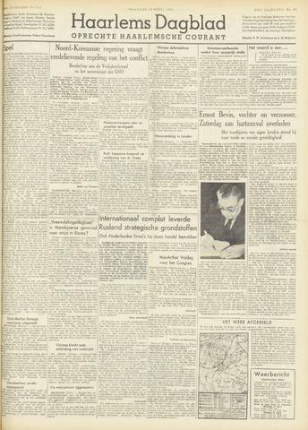 Haarlem's Dagblad 1951-04-16