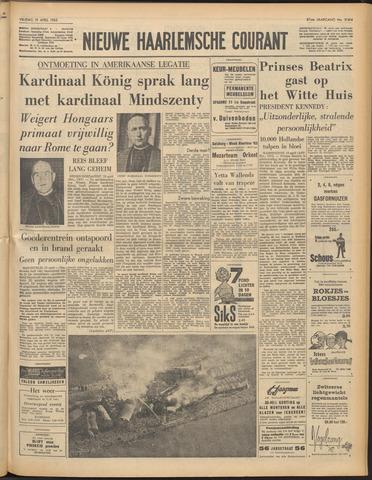 Nieuwe Haarlemsche Courant 1963-04-19