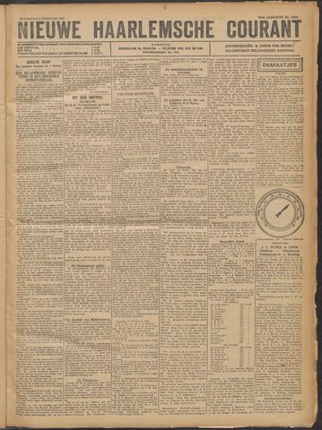 Nieuwe Haarlemsche Courant 1922-02-08