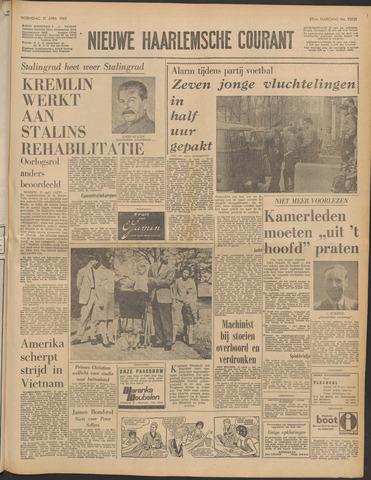 Nieuwe Haarlemsche Courant 1965-04-21