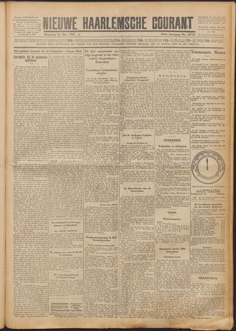 Nieuwe Haarlemsche Courant 1927-11-21