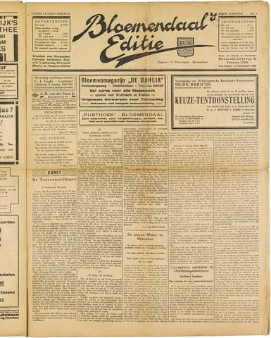 Bloemendaal's Editie 1927-09-24