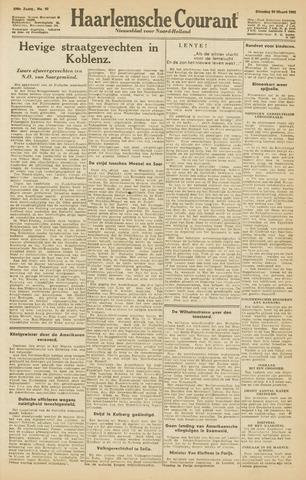 Haarlemsche Courant 1945-03-20