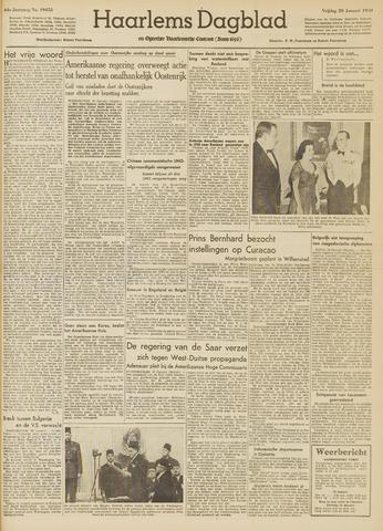 Haarlem's Dagblad 1950-01-20