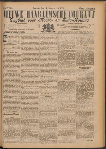 Nieuwe Haarlemsche Courant 1903-01-01