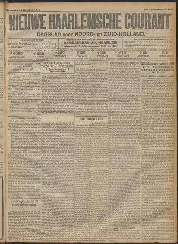 Nieuwe Haarlemsche Courant 1915-10-26