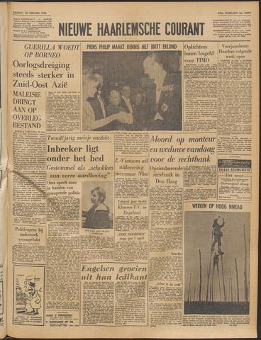 Nieuwe Haarlemsche Courant 1964-02-25