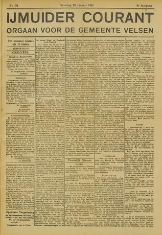 IJmuider Courant 1921-01-22