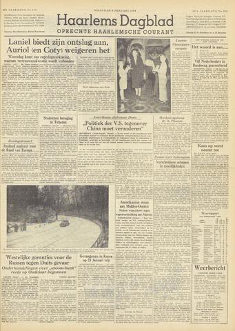 Haarlem's Dagblad 1954-01-04