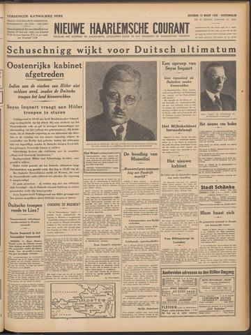 Nieuwe Haarlemsche Courant 1938-03-12