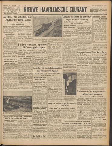 Nieuwe Haarlemsche Courant 1950-01-20