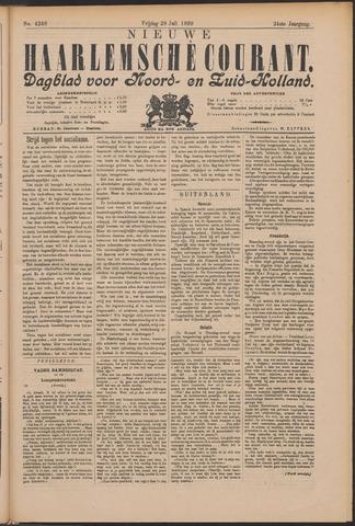 Nieuwe Haarlemsche Courant 1899-07-28