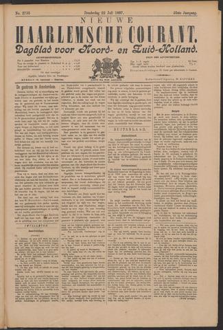 Nieuwe Haarlemsche Courant 1897-07-22