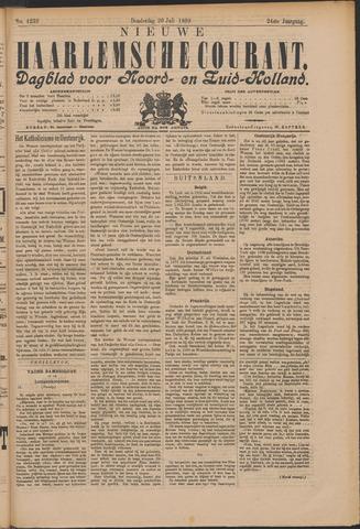 Nieuwe Haarlemsche Courant 1899-07-20