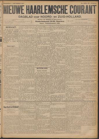 Nieuwe Haarlemsche Courant 1907-09-11