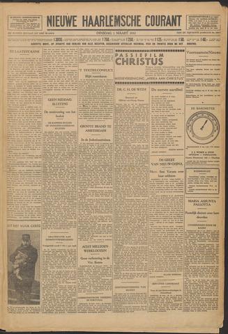 Nieuwe Haarlemsche Courant 1932-03-01