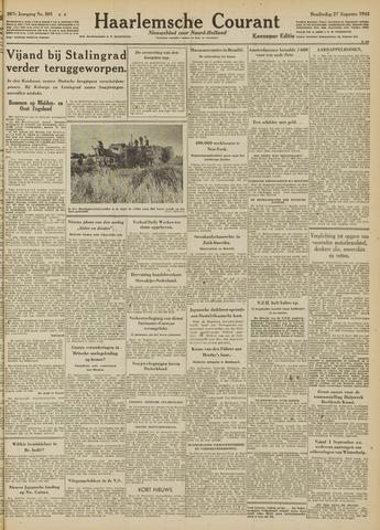 Haarlemsche Courant 1942-08-27