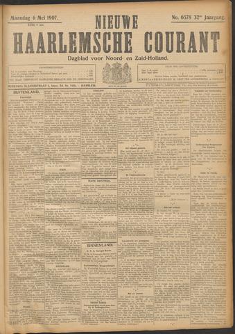 Nieuwe Haarlemsche Courant 1907-05-06