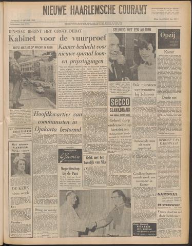 Nieuwe Haarlemsche Courant 1965-10-09