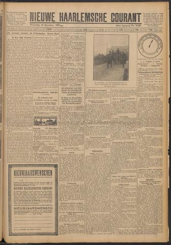 Nieuwe Haarlemsche Courant 1925-12-16