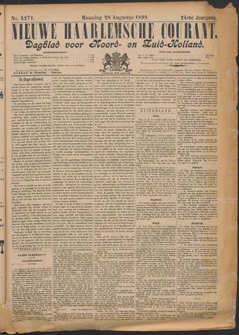 Nieuwe Haarlemsche Courant 1899-08-28