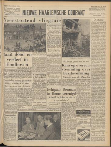 Nieuwe Haarlemsche Courant 1956-09-24
