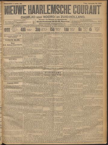 Nieuwe Haarlemsche Courant 1911-04-06