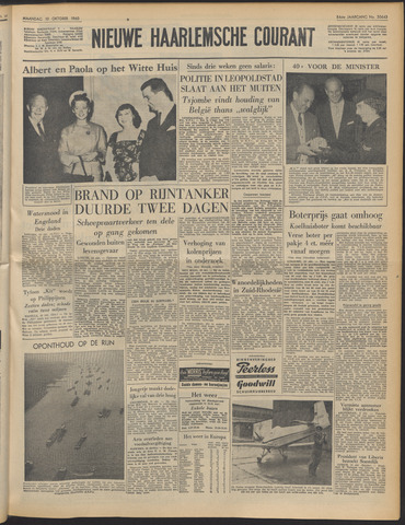 Nieuwe Haarlemsche Courant 1960-10-10