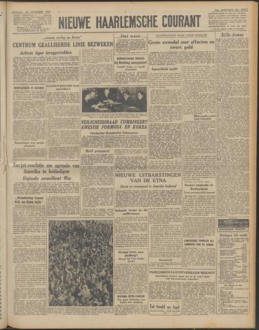 Nieuwe Haarlemsche Courant 1950-11-28