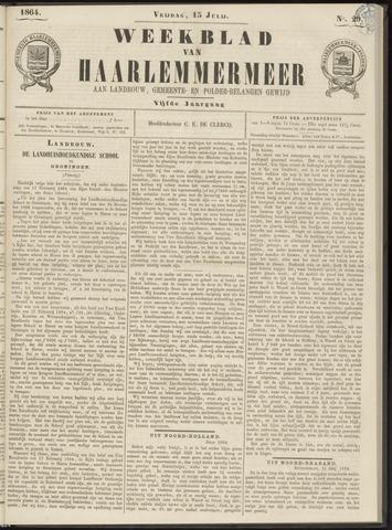 Weekblad van Haarlemmermeer 1864-07-15
