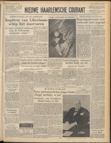 Nieuwe Haarlemsche Courant 1954-11-30