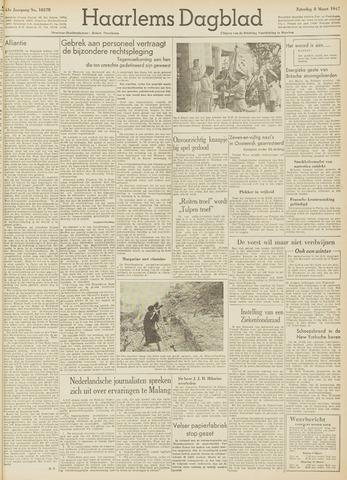 Haarlem's Dagblad 1947-03-08