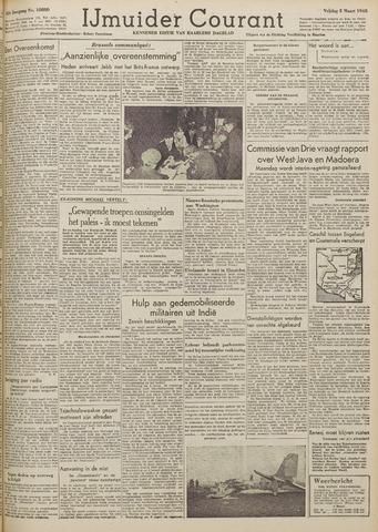 IJmuider Courant 1948-03-05