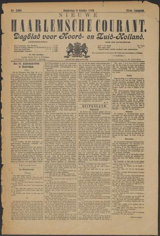 Nieuwe Haarlemsche Courant 1896-10-08