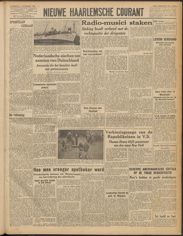 Nieuwe Haarlemsche Courant 1946-11-06