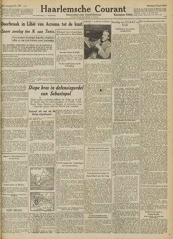 Haarlemsche Courant 1942-06-16
