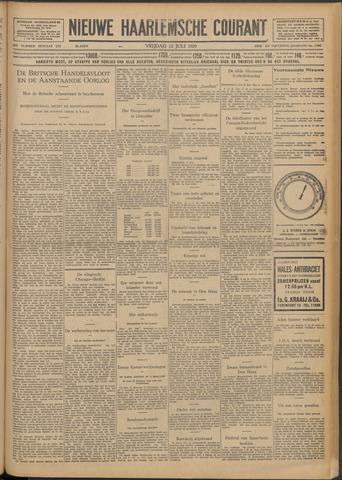 Nieuwe Haarlemsche Courant 1929-07-12