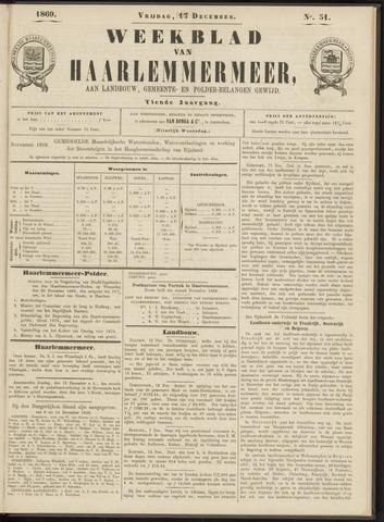 Weekblad van Haarlemmermeer 1869-12-17