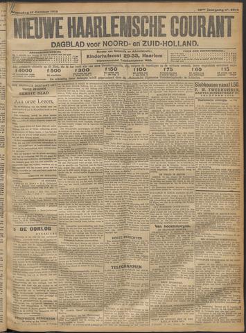 Nieuwe Haarlemsche Courant 1915-10-13