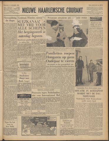 Nieuwe Haarlemsche Courant 1956-12-31