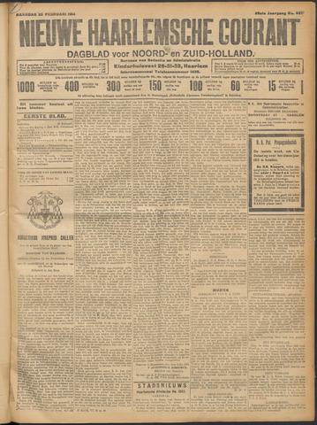 Nieuwe Haarlemsche Courant 1914-02-23