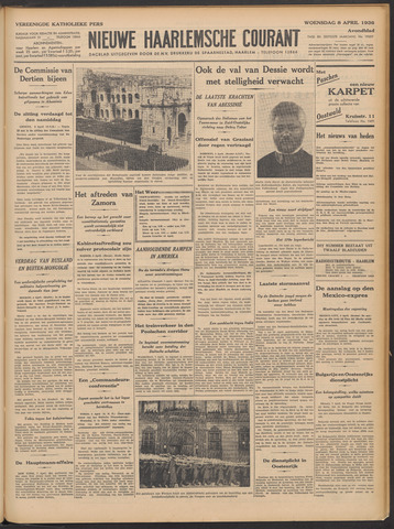 Nieuwe Haarlemsche Courant 1936-04-08