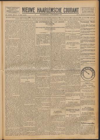 Nieuwe Haarlemsche Courant 1927-12-22