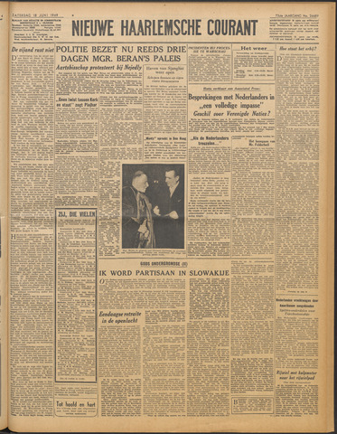 Nieuwe Haarlemsche Courant 1949-06-18