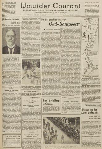 IJmuider Courant 1939-08-08