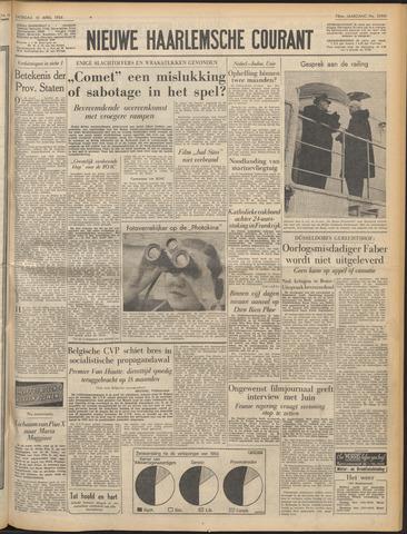 Nieuwe Haarlemsche Courant 1954-04-10