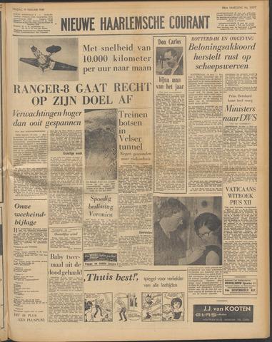Nieuwe Haarlemsche Courant 1965-02-19